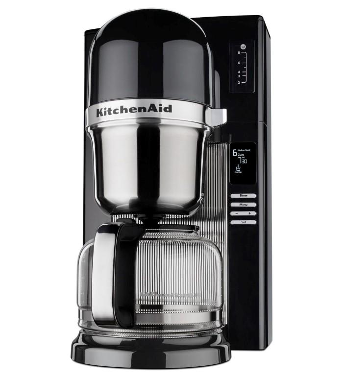 Kitchenaid 174 Custom Pour Over Brewer Onyx Black Kcm0802ob