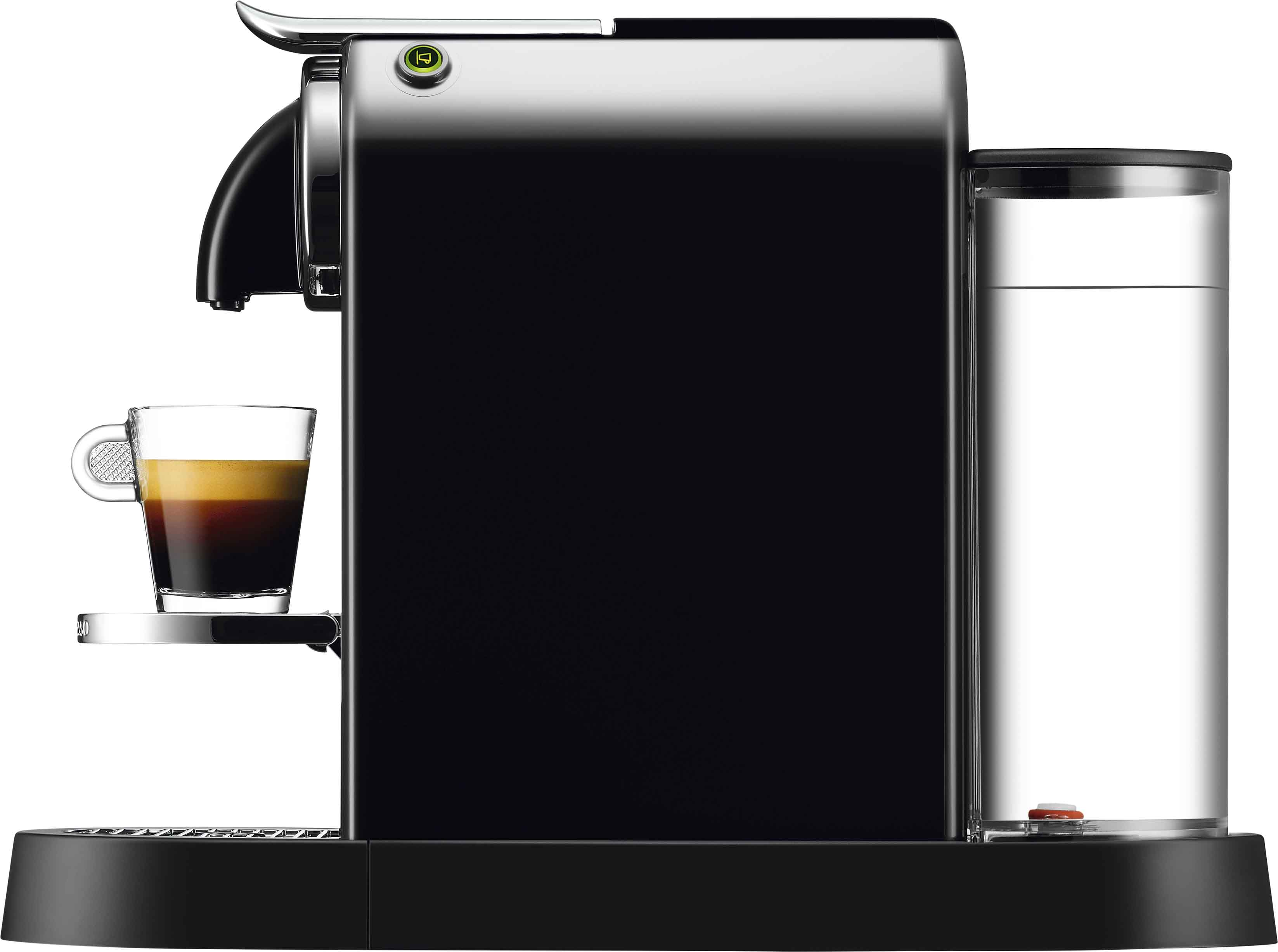 Delonghi Nespresso Citiz BLACK Single Serve Espresso Machine EN167BCA