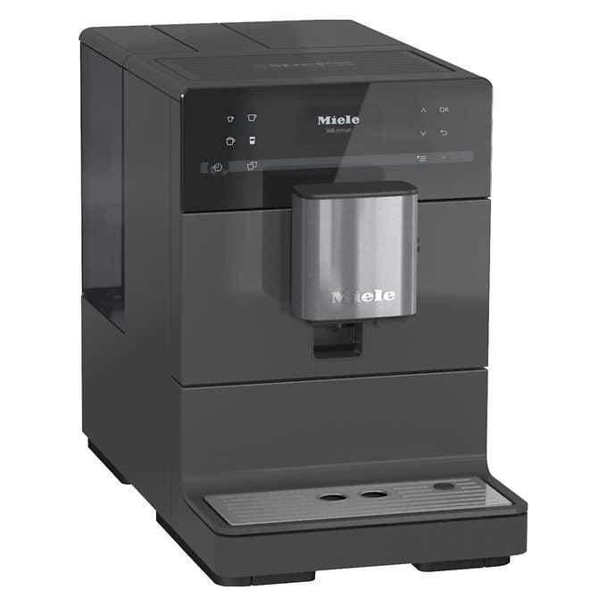 Miele CM5300 Super Automatic Espresso Machine - Graphite Grey 29530010CDN