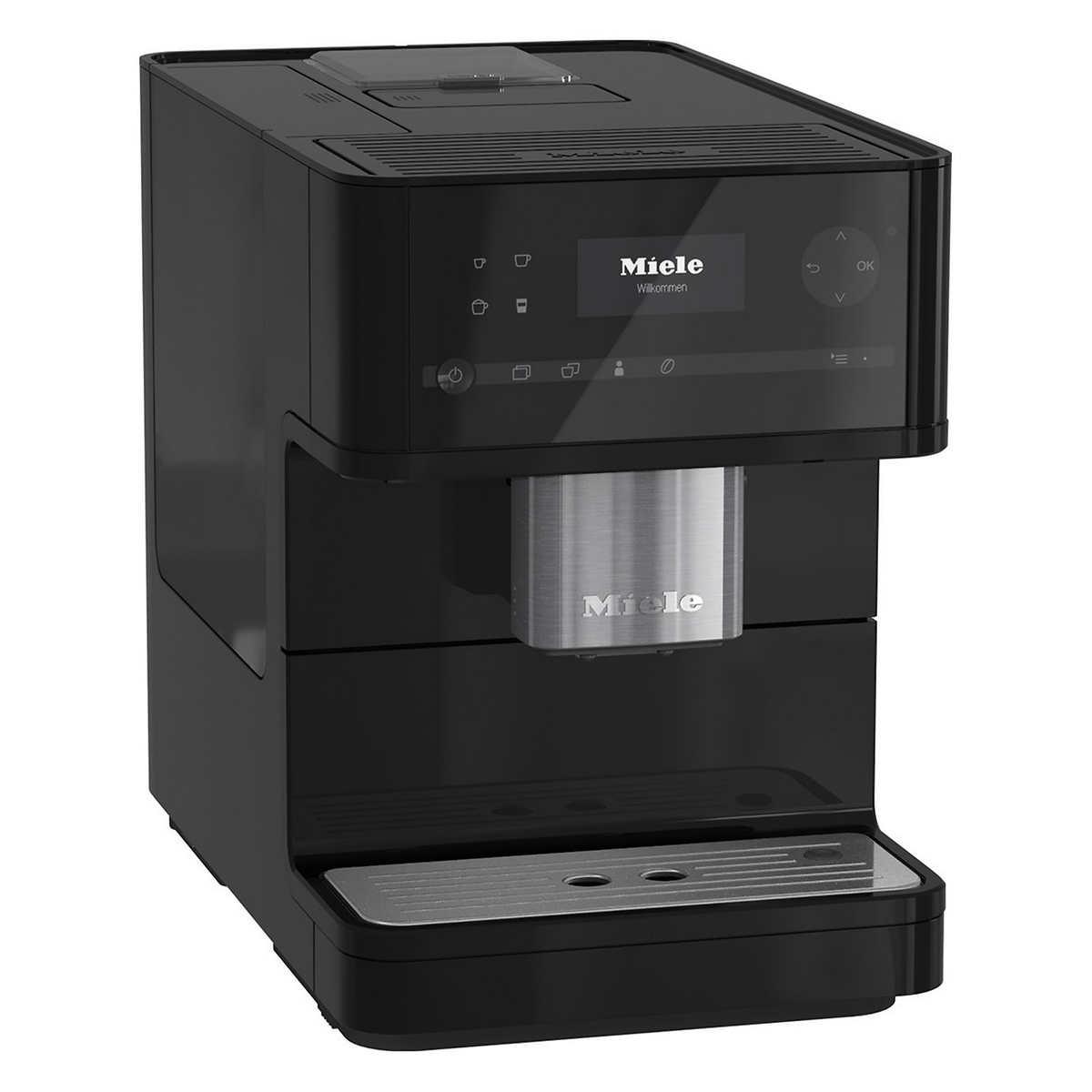 Miele CM6150 OBSW Super Automatic Espresso Machine - Obsidian Black 29615020CDN