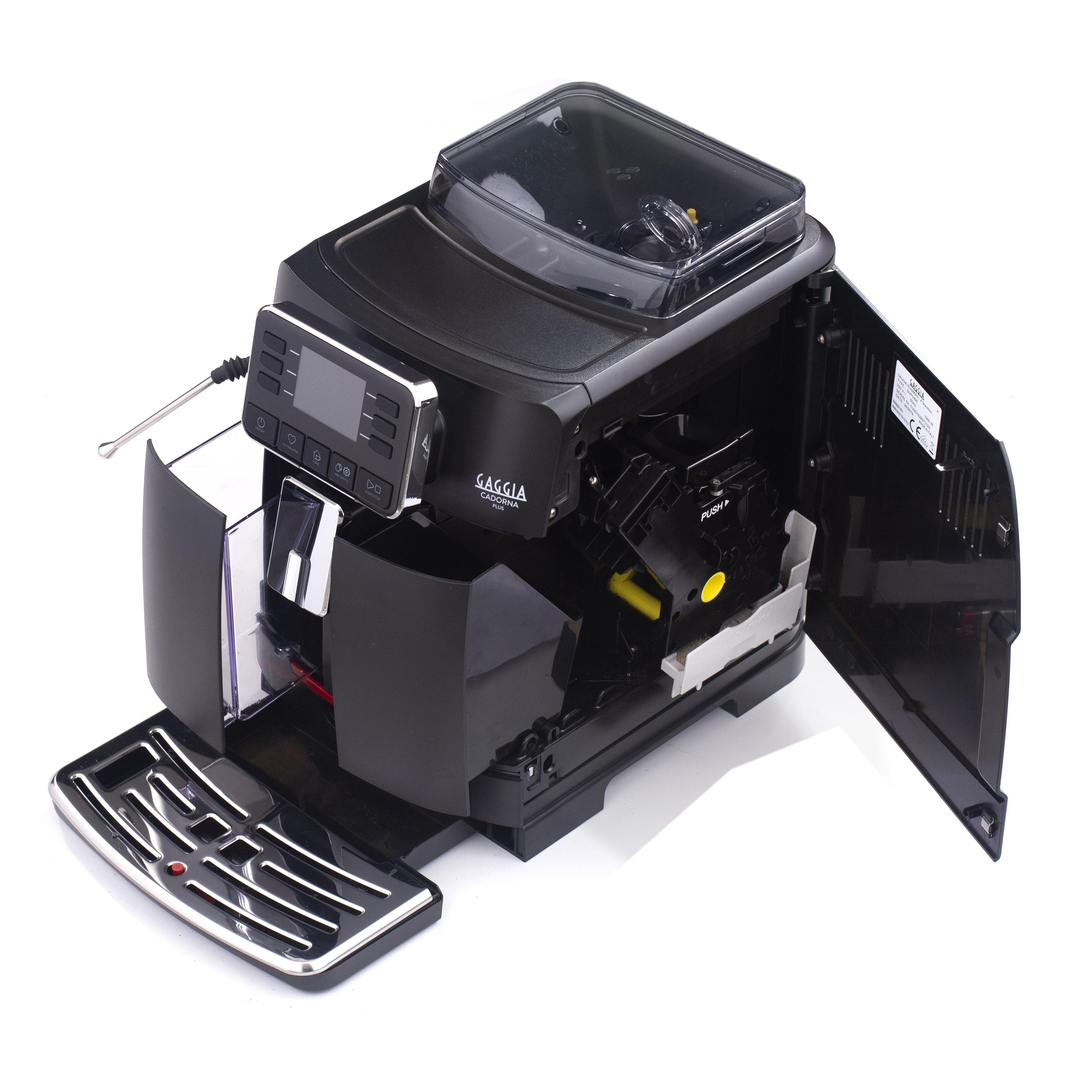 Gaggia Cadorna Plus CMF Black Super Automatic Espresso Machine - RI9601/47