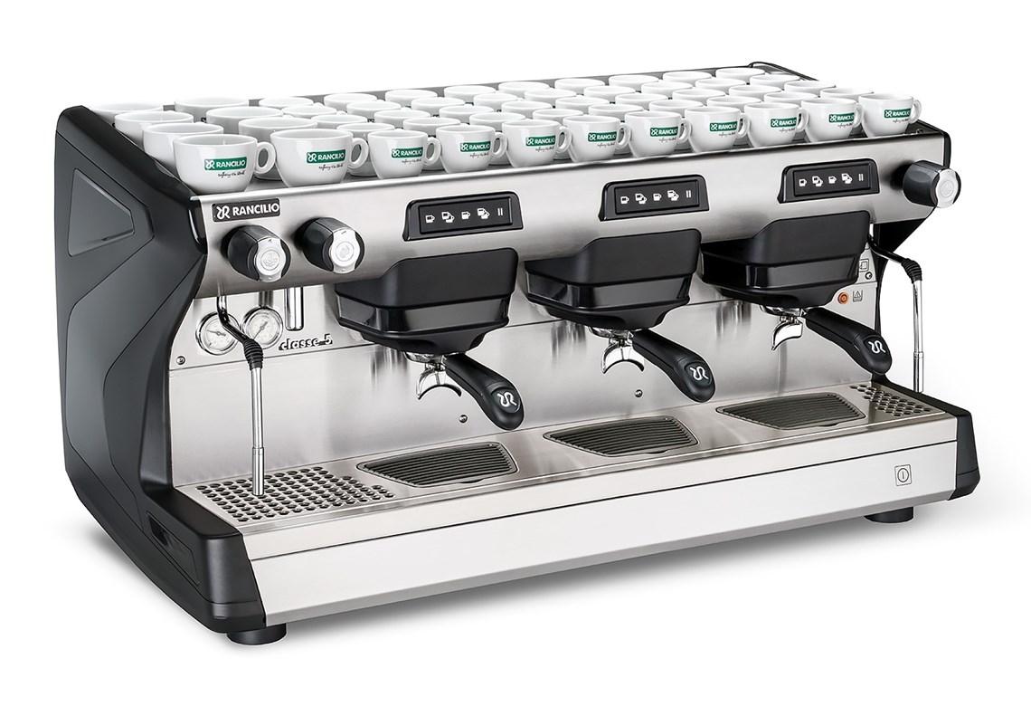 Rancilio Canada Classe 5 USB Commercial Espresso Machine