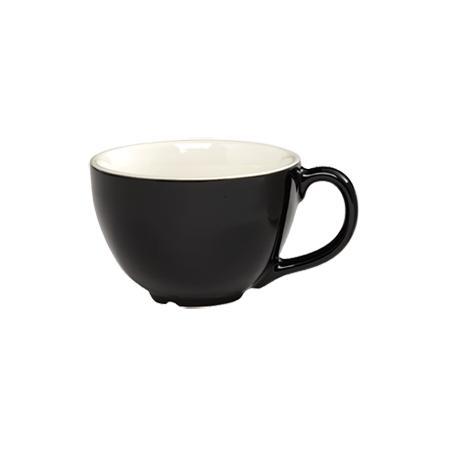 CremaWare 3.5oz Black Espresso Cup
