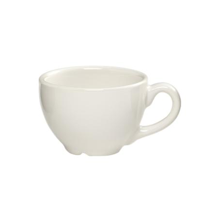 CremaWare 6oz White Cappuccino Cup