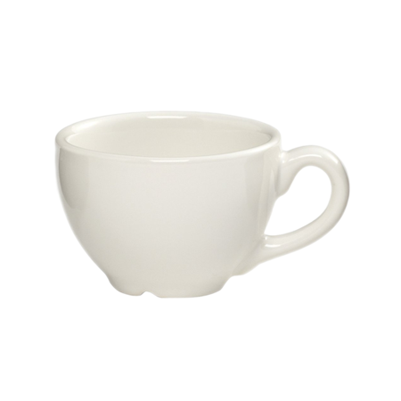 CremaWare 8oz White Cappuccino Cup