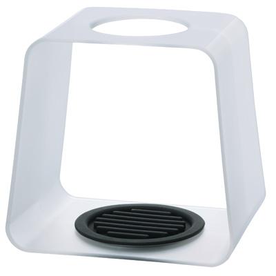 Hario Pour Over Drip Stand Cube - Transparent DSC-1T