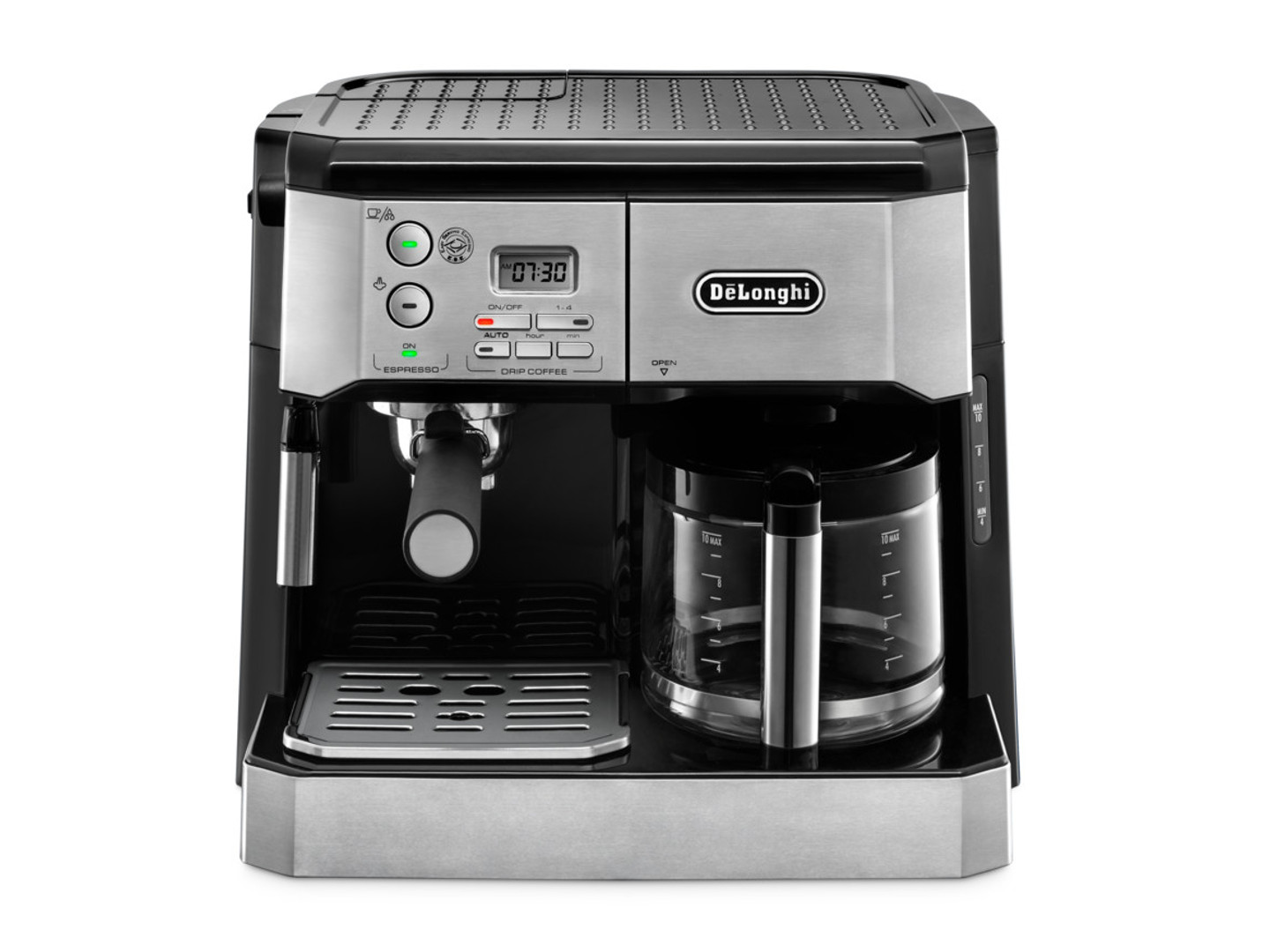 delonghi bco430 combination pump espresso drip coffee. Black Bedroom Furniture Sets. Home Design Ideas