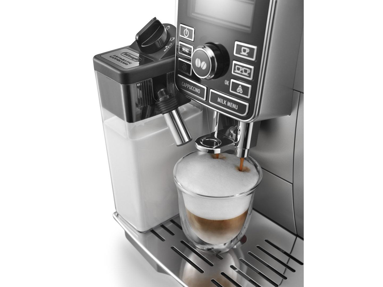 delonghi ecam25462s magnifica digital latte crema one touch espresso machine espresso planet canada