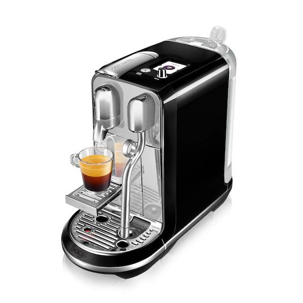 Breville Nespresso Creatista Plus Black Truffle - BNE800BTR1BCA1