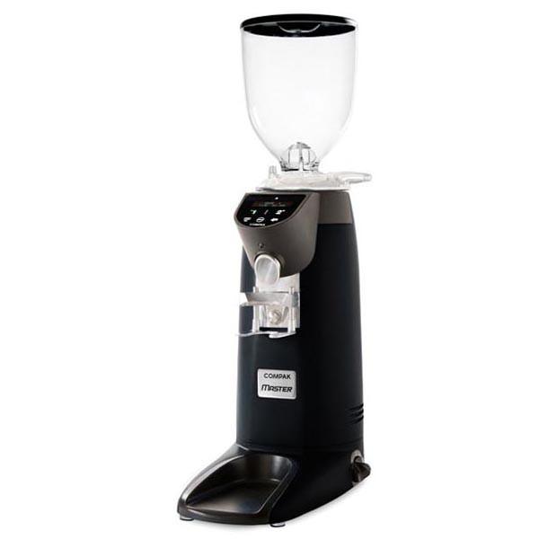 Compak E10 Master OD Black Conical Burr Grinder