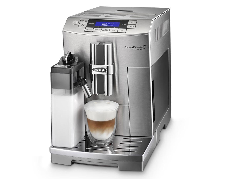 Delonghi ECAM28465M Prima Donna S Deluxe One Touch Espresso Machine