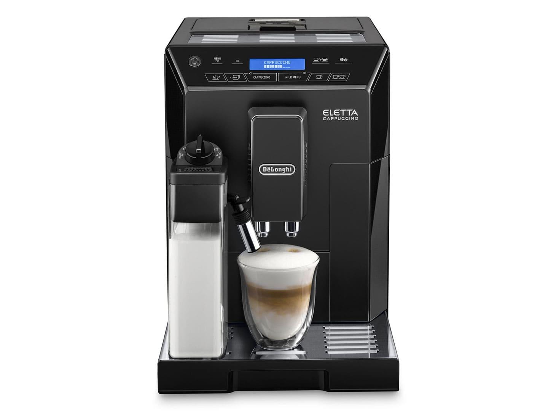 DeLonghi ECAM44660B Eletta Super Automatic Espresso Machine - Black  (OPEN BOX - IN STORE PURCHASE ONLY)