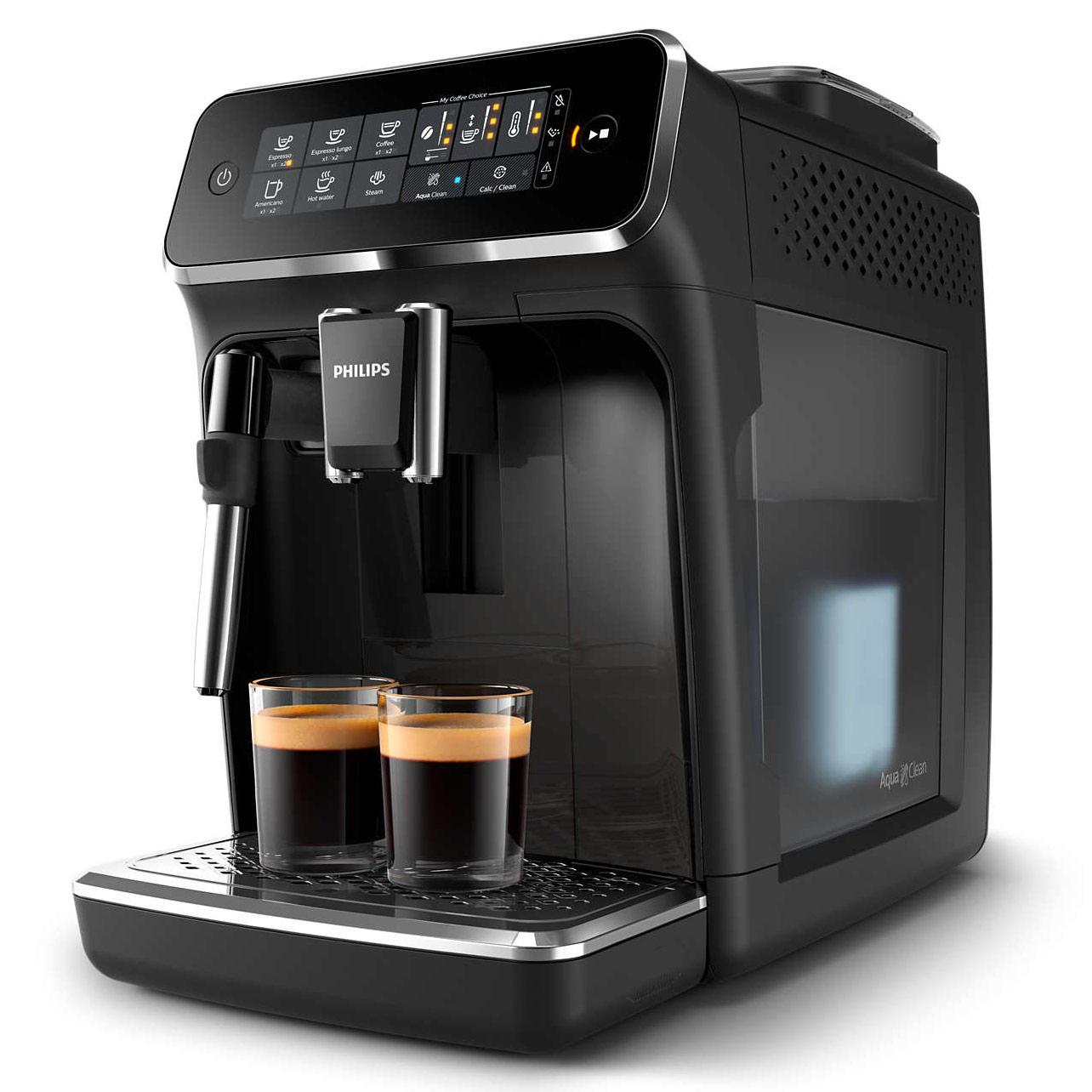 Philips / Saeco 3200 Series Classic Milk Frother Super Automatic Espresso Machine - EP3221/44