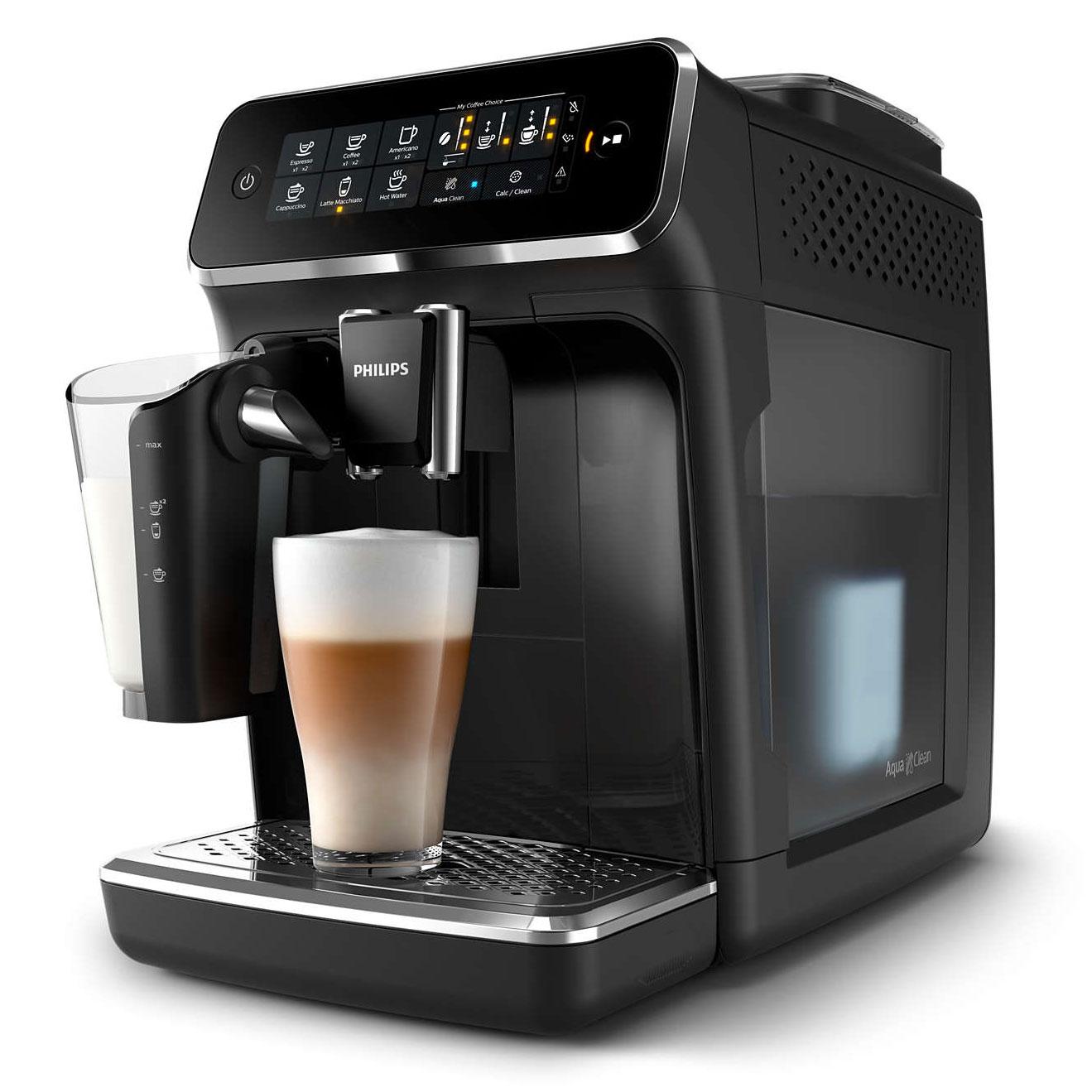 Philips / Saeco 3200 Series LatteGo Super Automatic Espresso Machine - EP3241/54