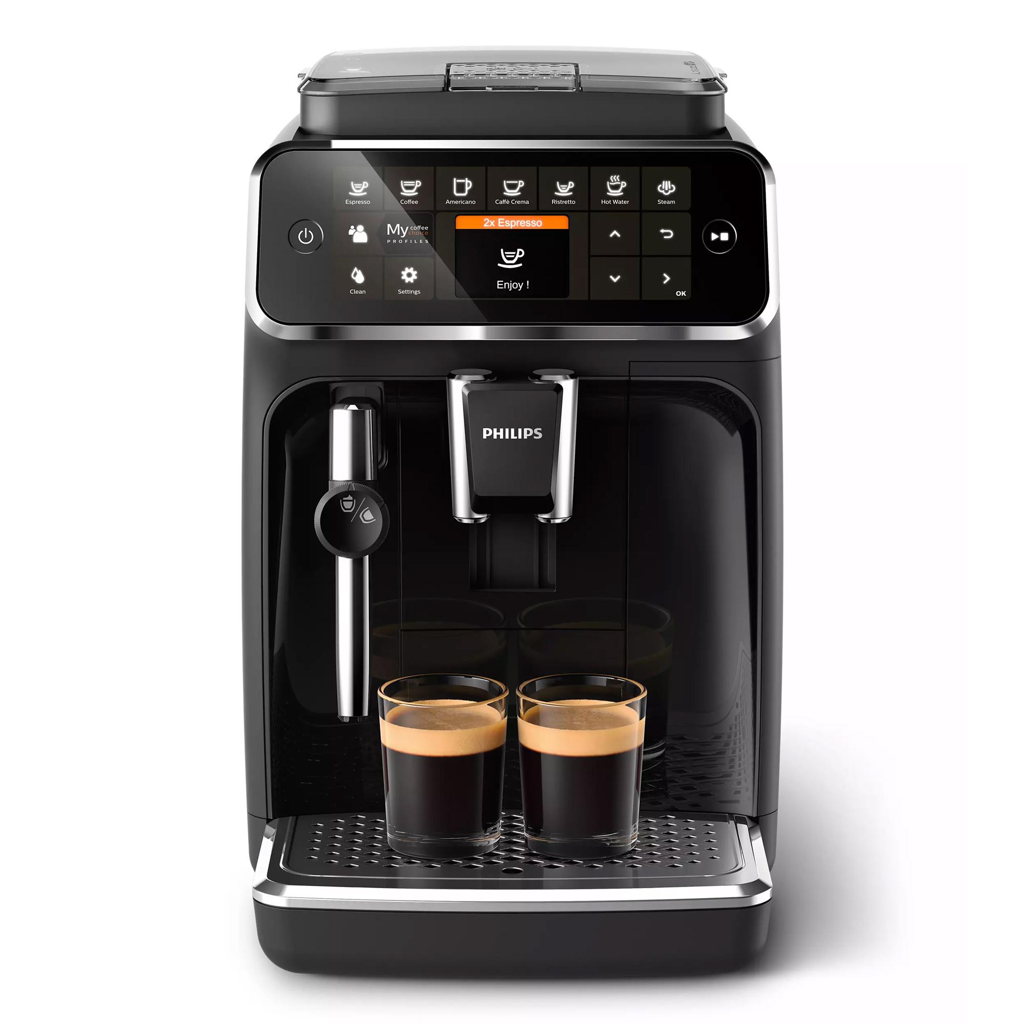 Philips / Saeco 4300 Classic Milk Frother Superautomatic Espresso Machine - EP41/54