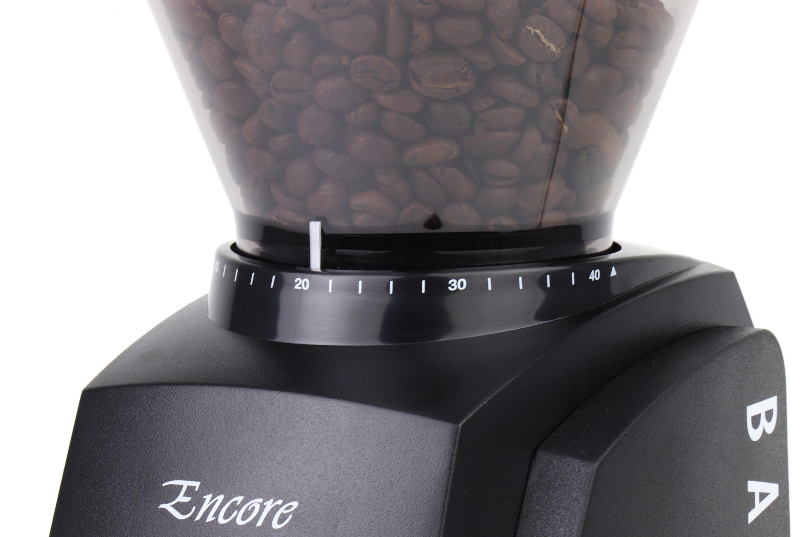 Baratza Encore Coffee Grinder - Black (2020 Update)