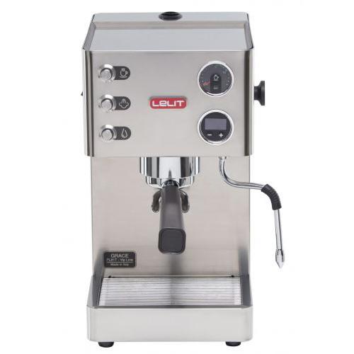 Lelit Grace Semi Automatic Espresso Machine - PL81T