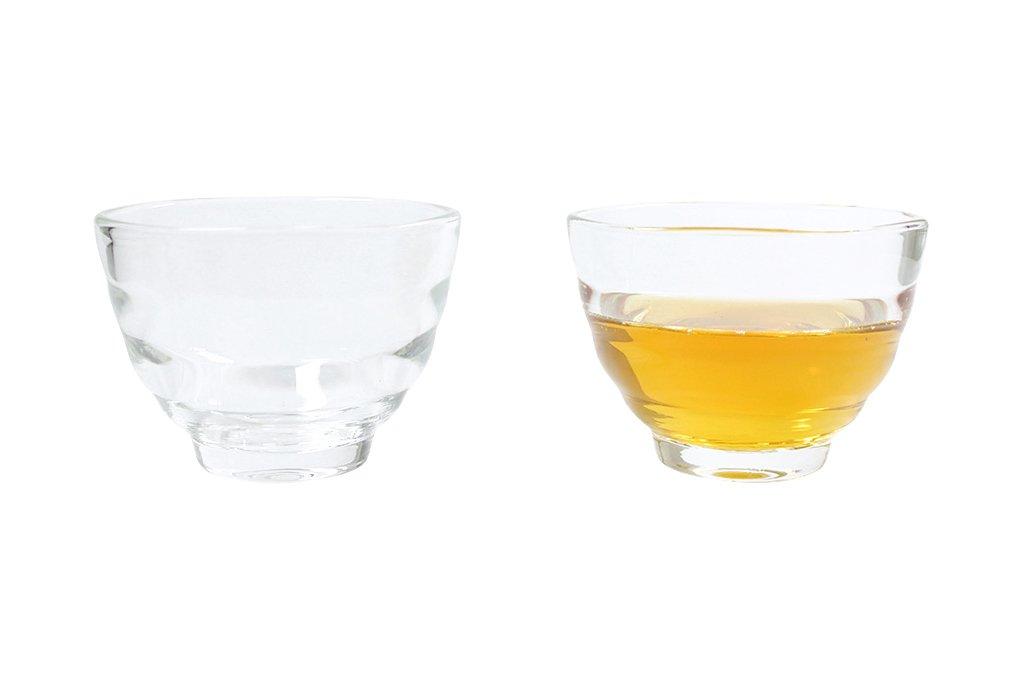 Hario Yunomi Heatproof Glasses 170ml 2pc Set Hu 0830