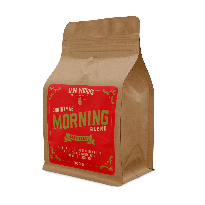 Java Works Christmas Morning Dark Roast