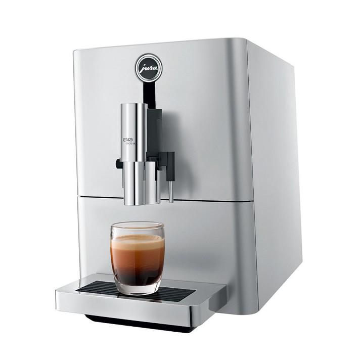 Jura ENA Micro 90 OTC One Touch Espresso Machine Silver