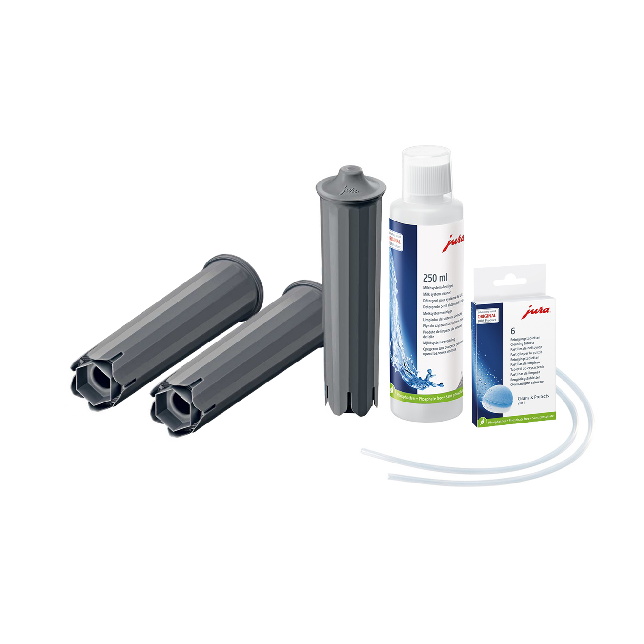 Jura Care Kit with SMART Grey Filters