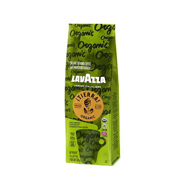 Lavazza Tierra! Organic Ground Coffee - 12oz