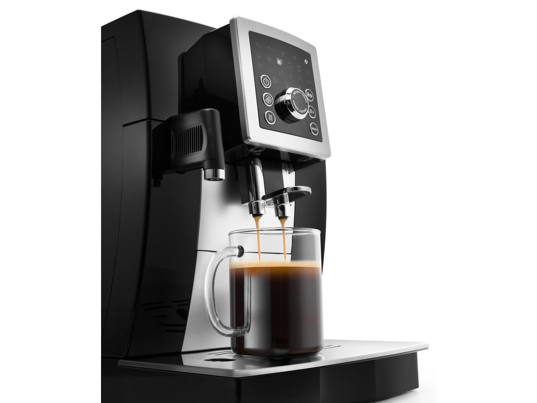 delonghi ecam23260sb magnifica s cappuccino smart espresso machine black espresso planet canada