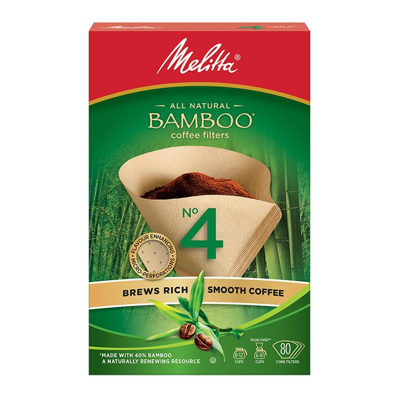 Melitta Bamboo #4 Filters