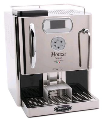Quick Mill Monza Deluxe EVO Superautomatic Espresso Machine