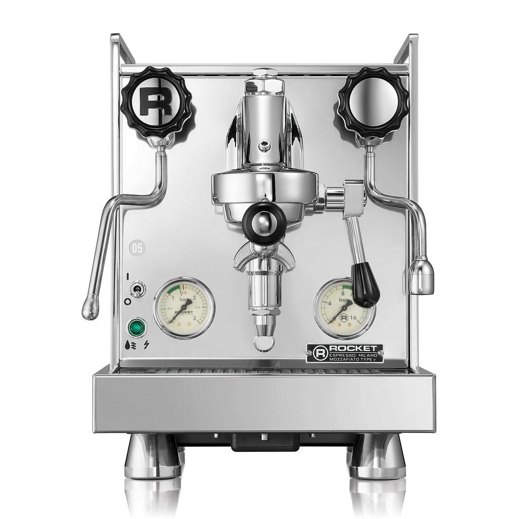 Rocket Mozzafiato Cronometro V Semi-Automatic Espresso Machine with PID & Shot Timer