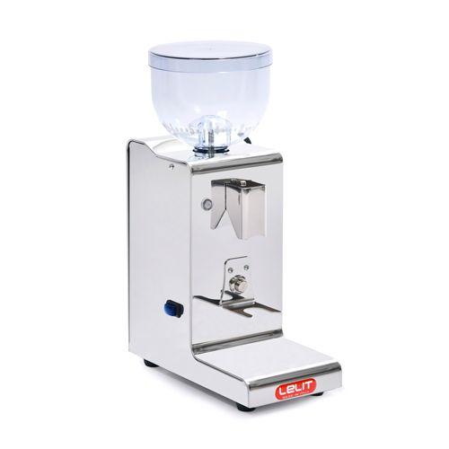 Lelit 'Fred II' Stepless Micrometric Grinder - PL044MM