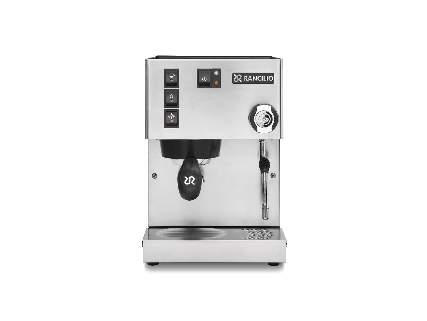 Rancilio Silvia M V6 2020 Update Manual Espresso Machine