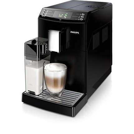 Philips / Saeco Series 3100 Super Automatic Espresso Machine with Carafe OTC Black EP3360/14