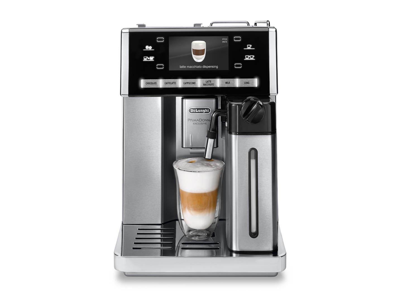 Delonghi ESAM6900 Prima Donna Exclusive One Touch Espresso Machine (OPEN BOX - IN STORE PURCHASE ONLY)