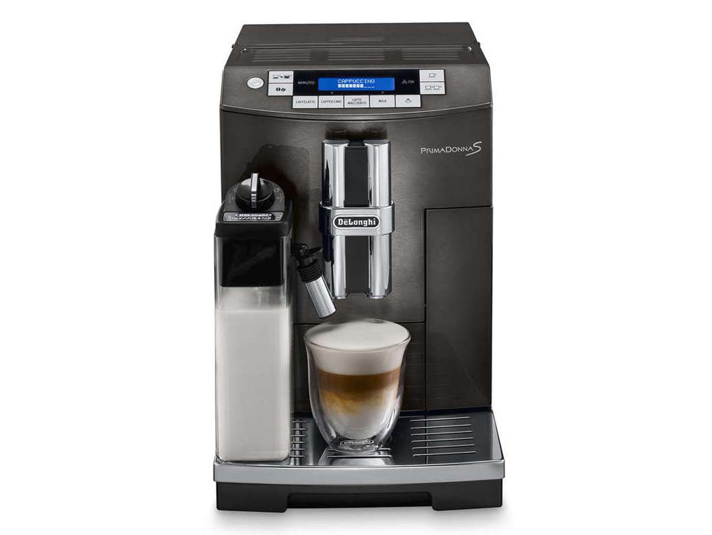 Delonghi Coffee Maker Warranty : Delonghi ECAM28465B Prima Donna Black Deluxe One Touch Espresso Machine - Espresso Planet Canada