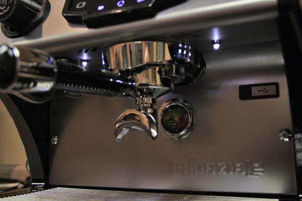 La Spaziale Dream 110v Espresso Machine Plumbed In