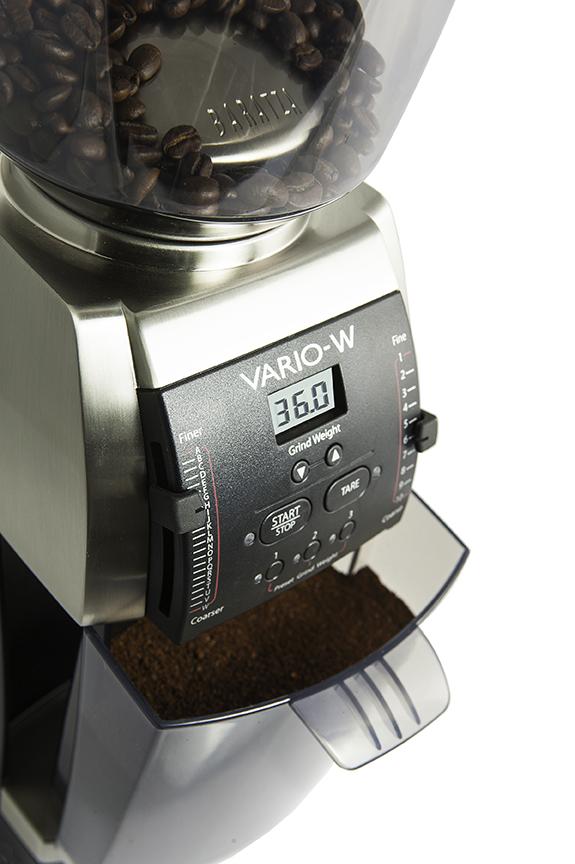 Baratza Vario W Weight Based Coffee Grinder Espresso