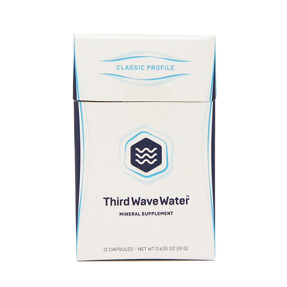 Third Wave Water Classic Coffee Capsules Pack of 12