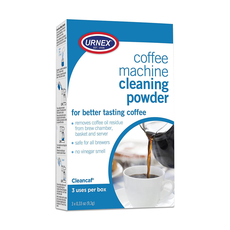 Urnex Cleancaf Brand Coffee Machine Cleaning Powder