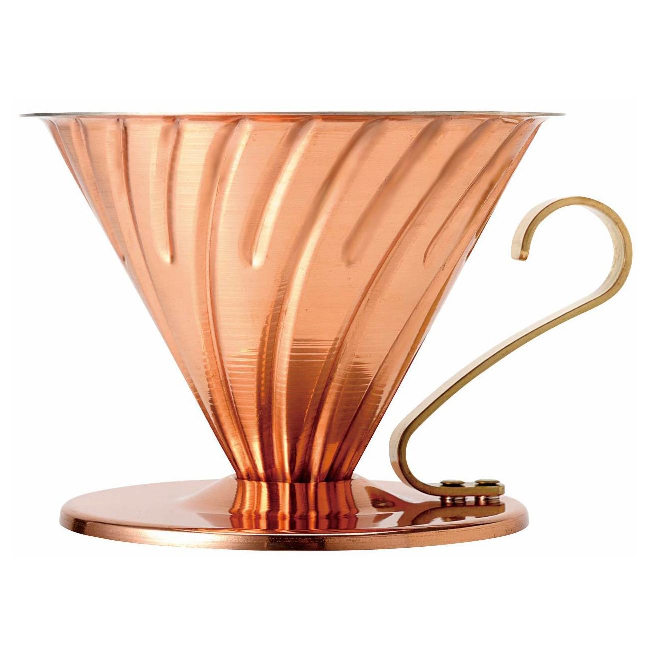 Hario V60 Coffee Dripper Copper 02 - VDPC-02CP