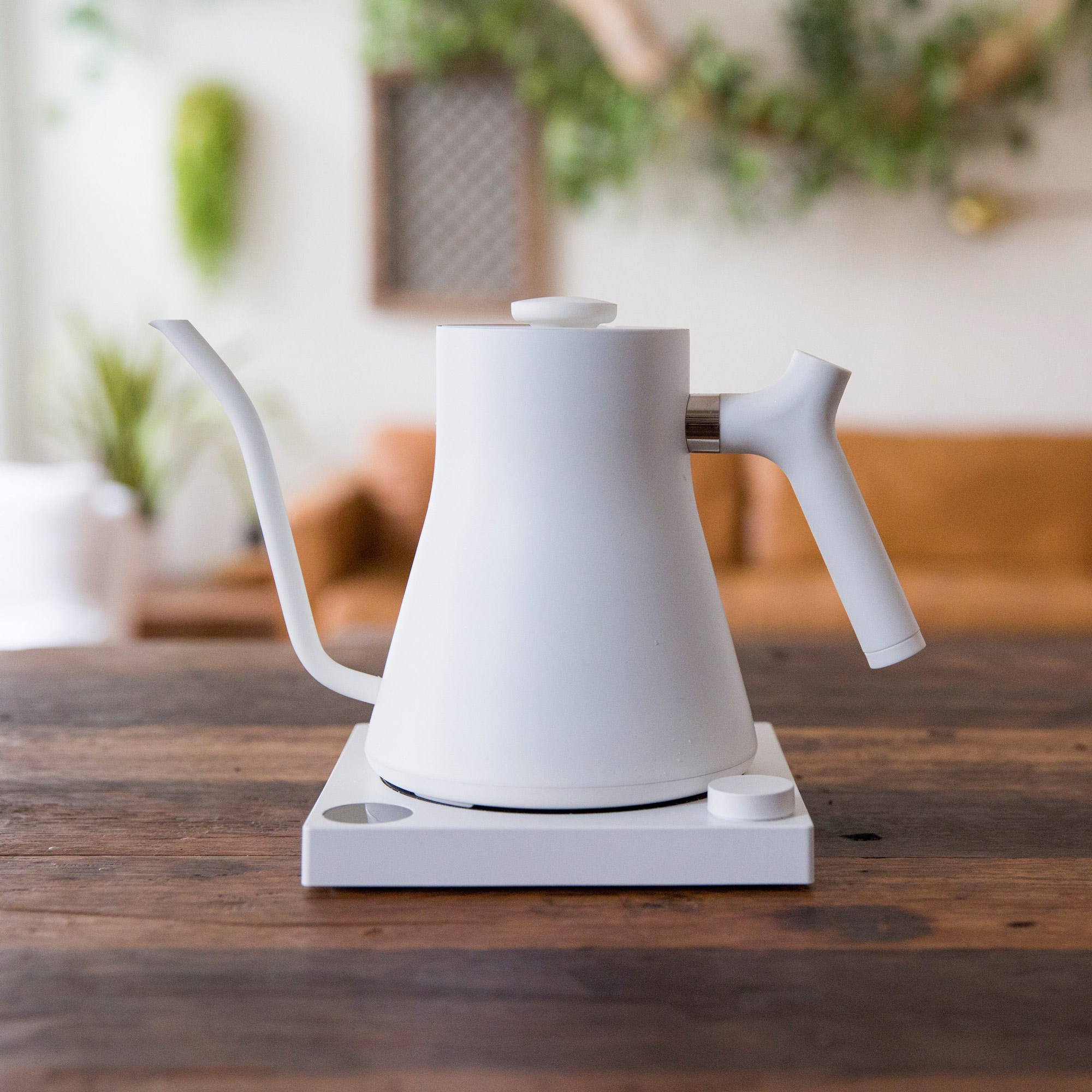 Fellow - Stagg EKG Electric Pour-Over Kettle - Matte White