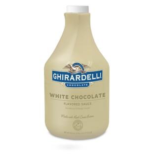 Ghirardelli Classic White Chocolate Sauce