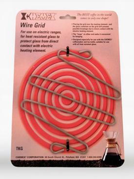 Chemex Stainless Steel Wire Grid