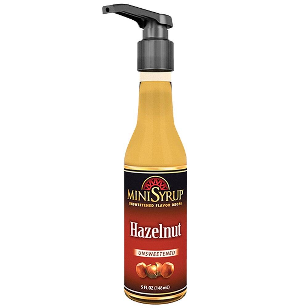 Zavida MiniSyrup - Hazelnut Flavour Shots