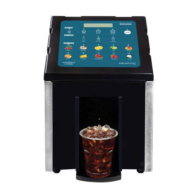 Zavida Flavour Shot Dispenser - Cold Beverage Program