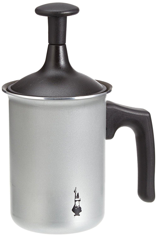 Bialetti Tuttocrema Stovetop Milk Frother 6 Cup Espresso