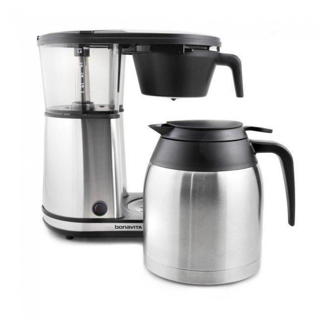 Bonavita Connoisseur Brewer 8 Cup BV1901TS - Espresso Planet Canada