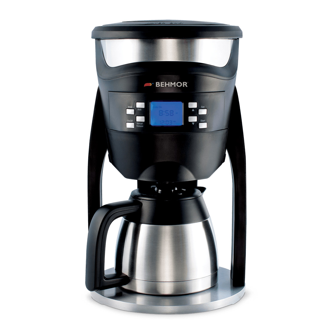 Behmor Brazen PLUS 3.0 Customized Temperature Control Coffee Brewer