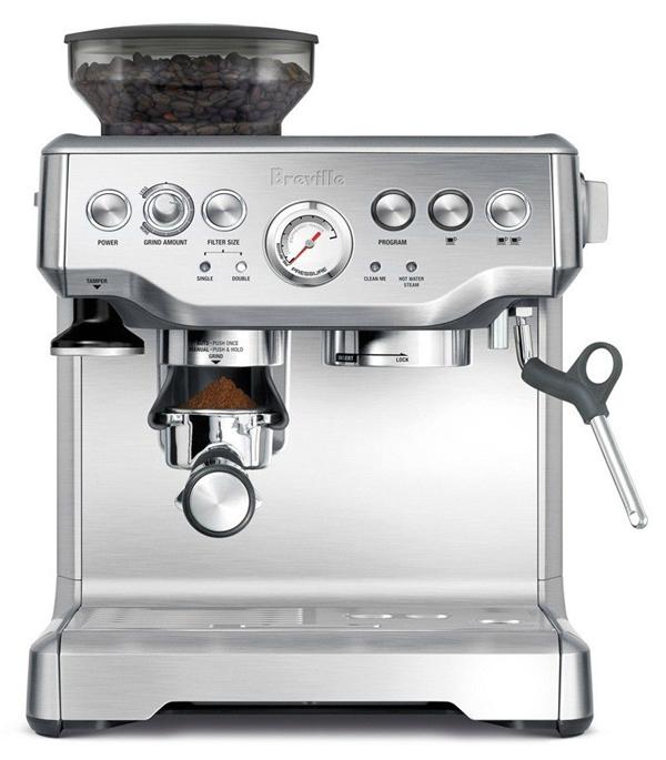 Breville Barista Express BREBES870XL Espresso Machine