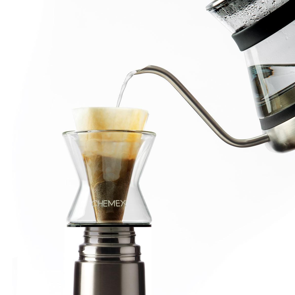 Chemex Funnex Pour Over Coffee Maker - CM-FNX